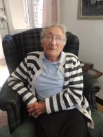 104 ans de Louisa CAILLEUX   le 06/10/2018