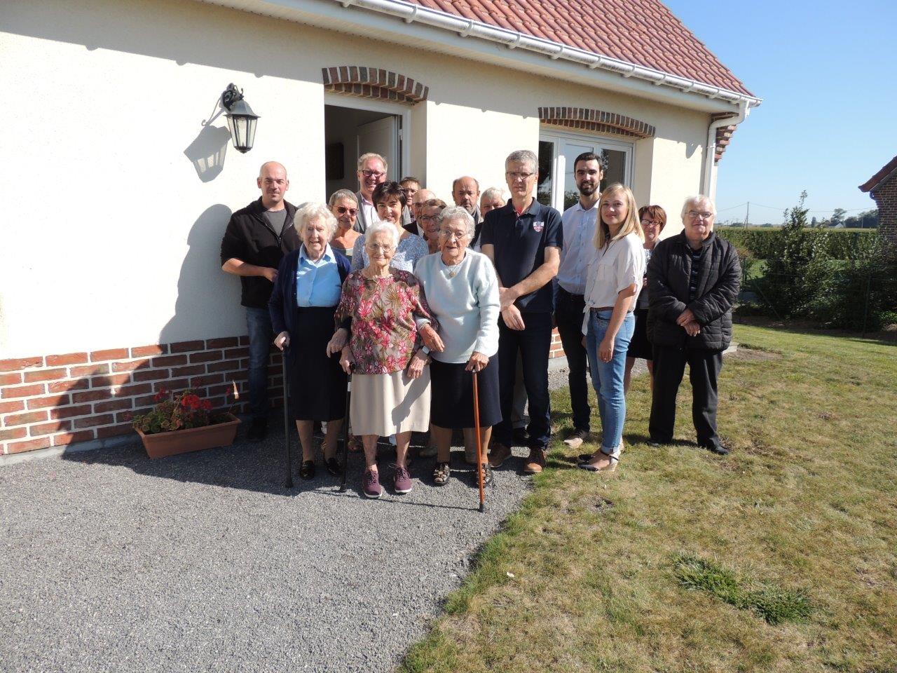 90 ans de Fernande (1)