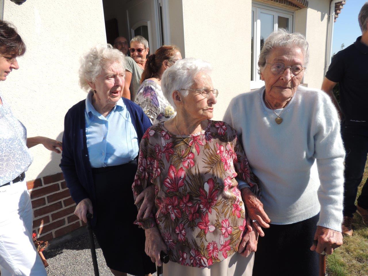 90 ans de Fernande (2)