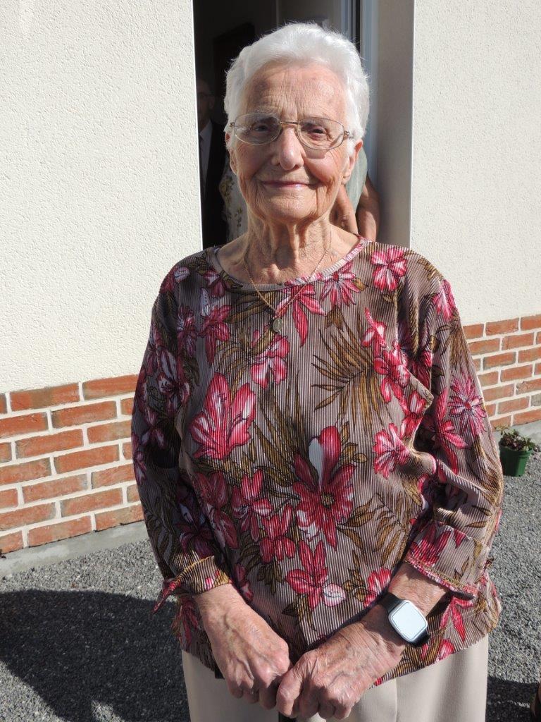 90 ans de Fernande (3)