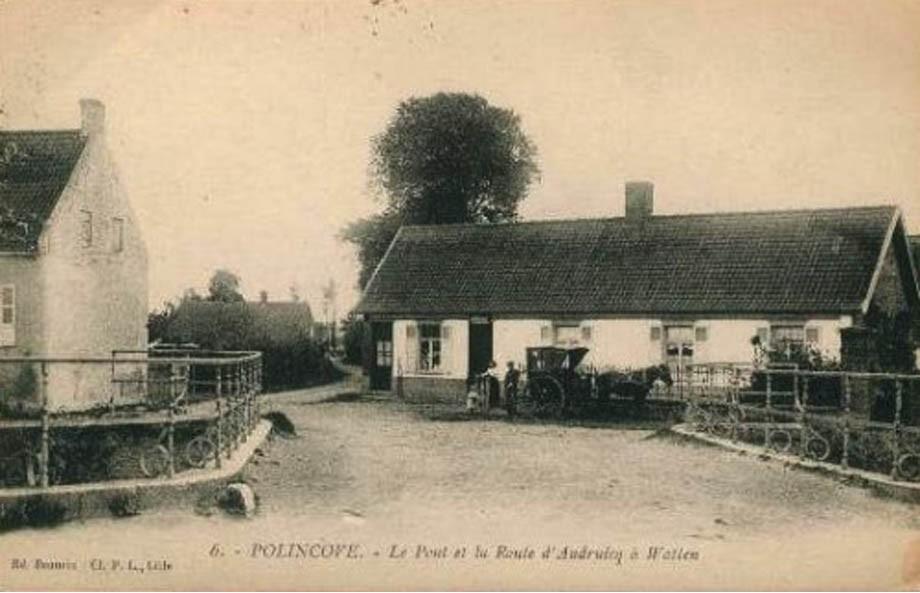 Le Pont de Polincove
