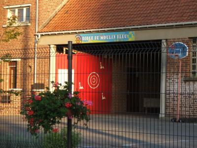 Ecole du moulin bleu 2