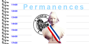 Permanence maire