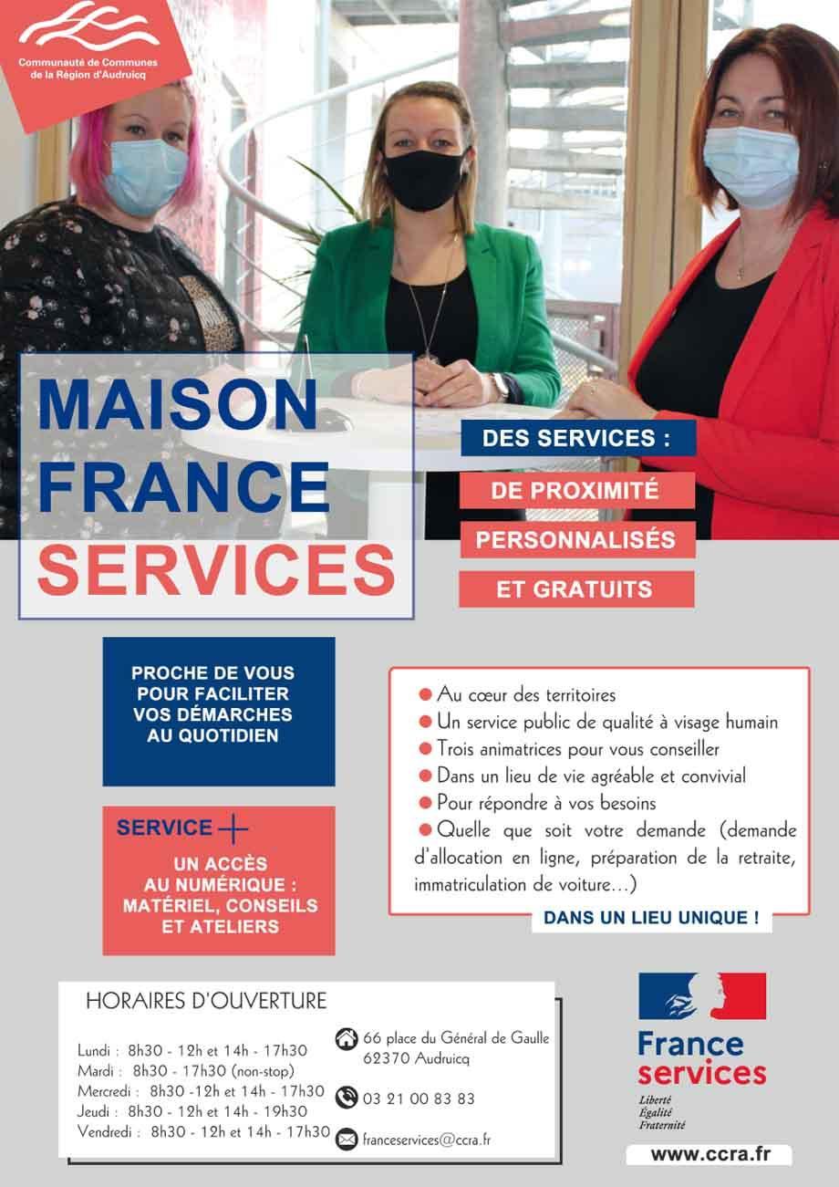 Plaquette de presentation maison france services ccra 1