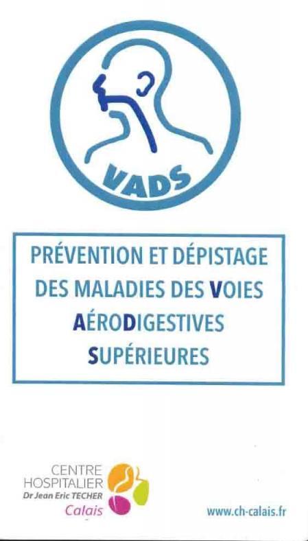 Prevention et depisatage des maladies des voies 3